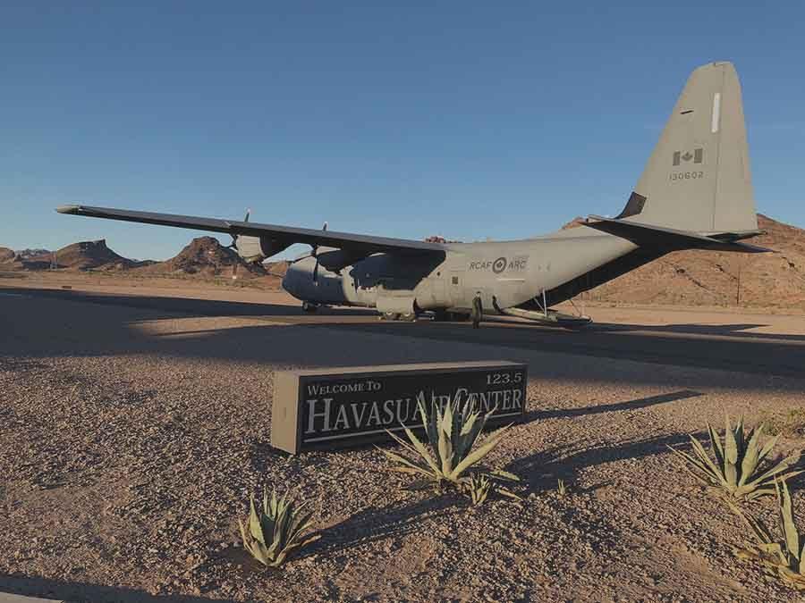 Fatal Plan Crash at Lake Havasu Airport