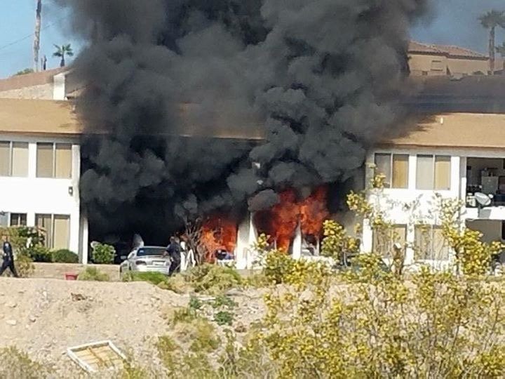 Apartment Fire Under Investigation