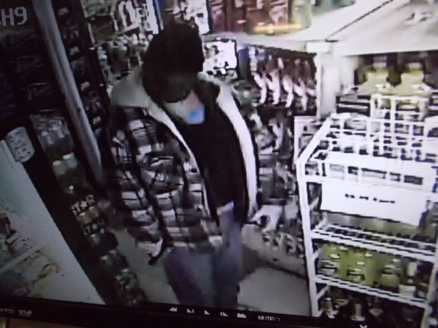ARMED ROBBERY- GOLDEN VALLEY