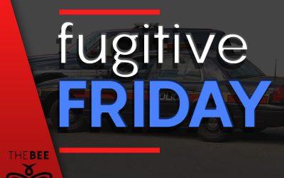 Fugitive Friday 4/6/18