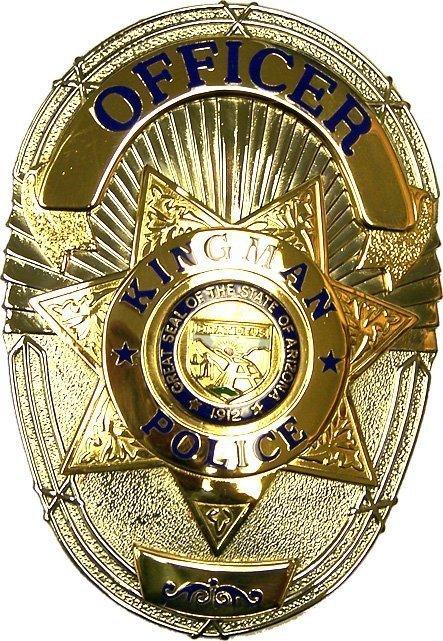 Kingman Police Dept Press release