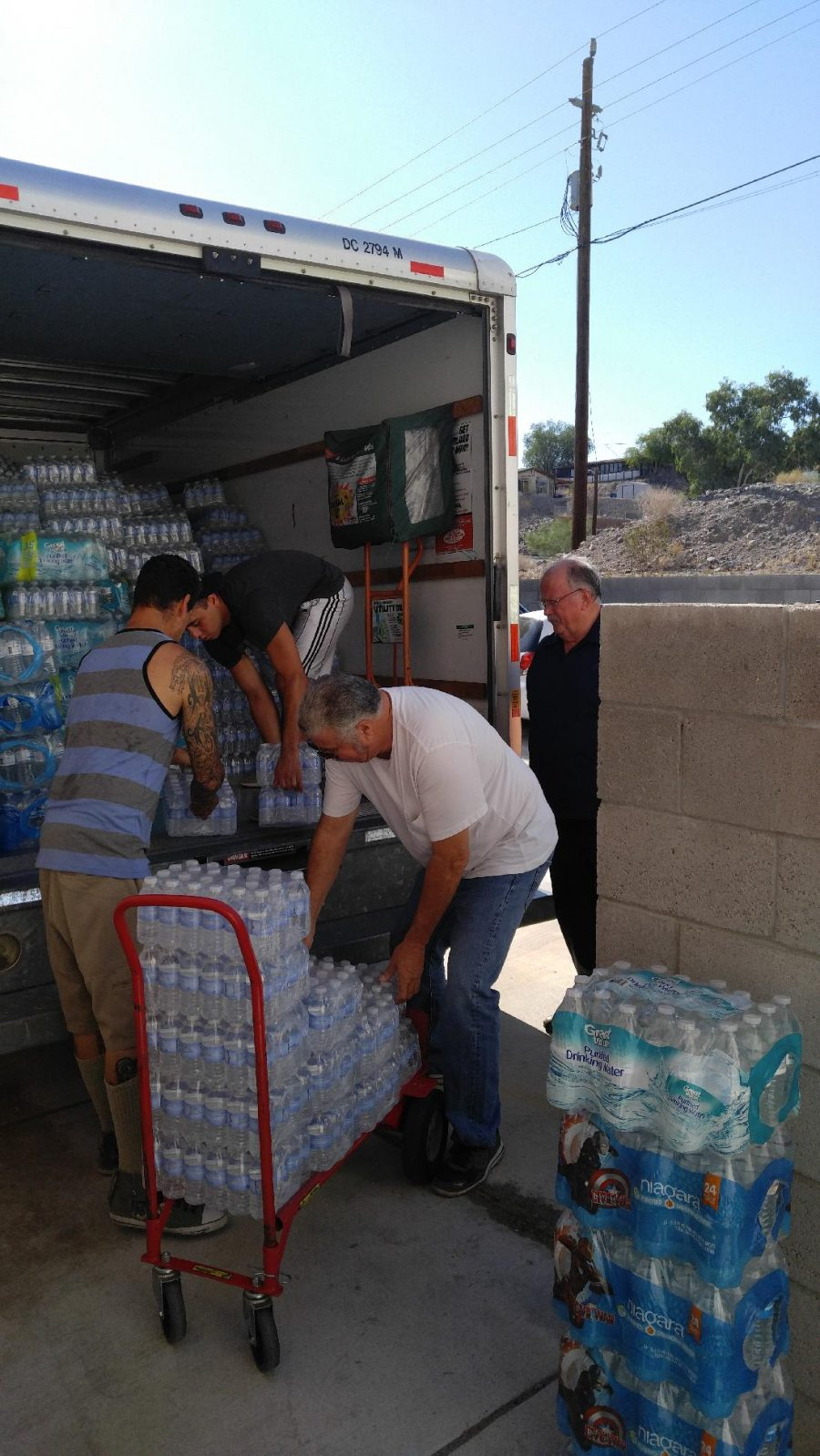 Learner & Rowe Gearing Up For Water Drive