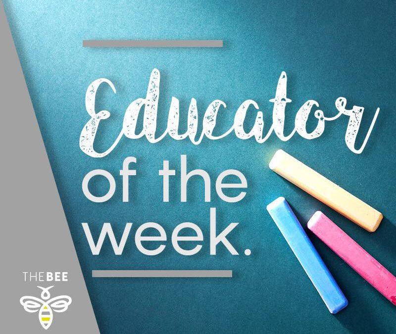 Educator of the Week-5/14/18