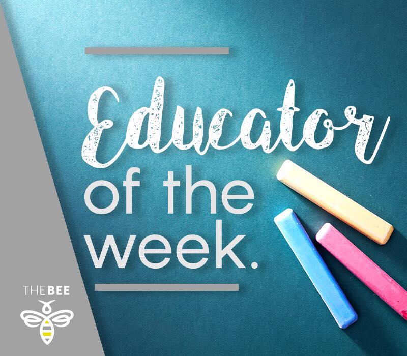 Educator of the Week–5/21/18