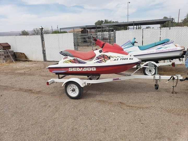 1997 Seadoo GSX $600