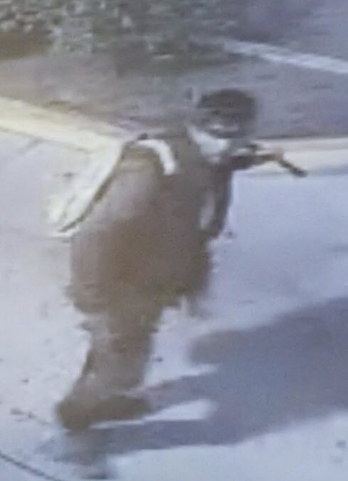 Police Searching For Alleged Assault Suspect