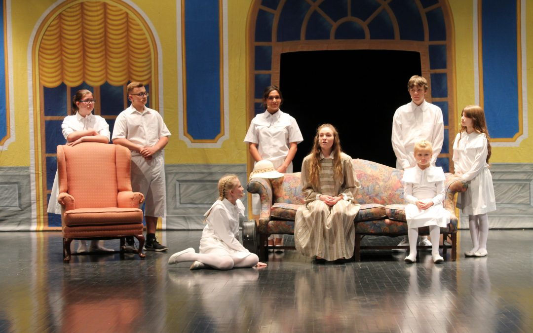"MHS Drama To Perform ""Sound of Music"" Wednesday"