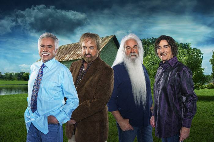 Oak Ridge Boys Returns To Riverside Casino