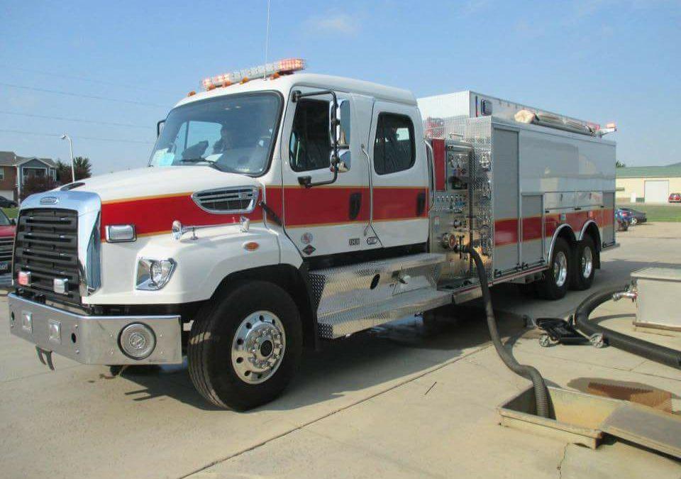 MVFD Sends Crew To Tinder Fire