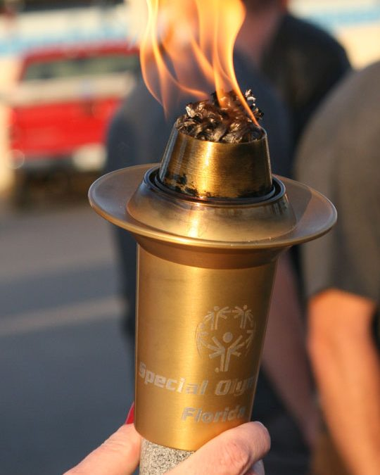 Law Enforcement Torch Run Reception Breakfast Sunday