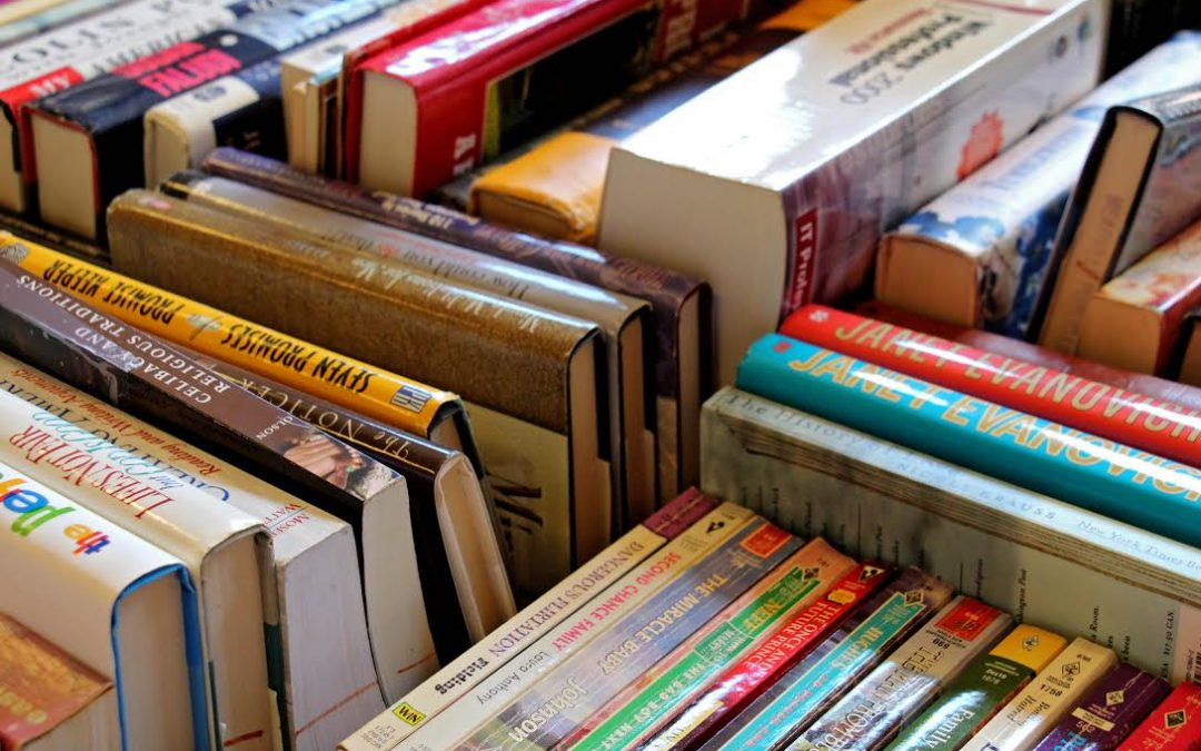 MHS Holding Book Sale In Preparation Of New Library