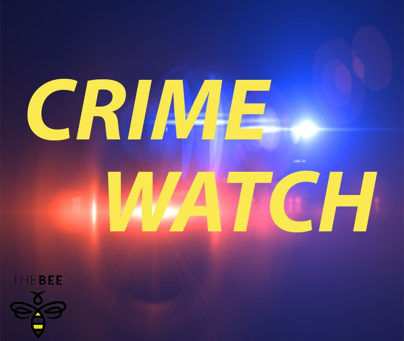 Crime Watch 5/18-5/20