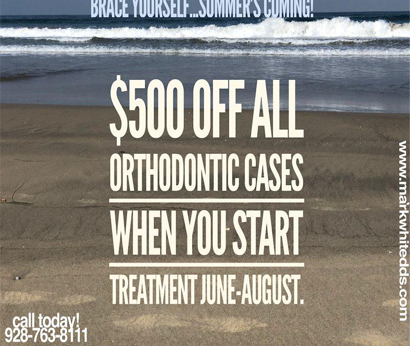 $500 Off Orthodontics