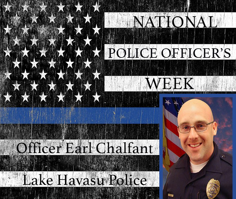 National Police Officer's Week–LHCPD