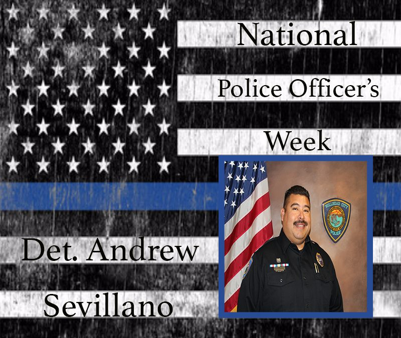 National Police Officer's Week–BHCPD