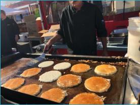 """BGCCR Pancake Breakfast """"A Sweet Success"""""""