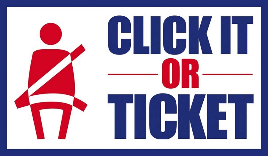 "Kingman Police ""Click It Or Ticket"" Campaign Begins Today"