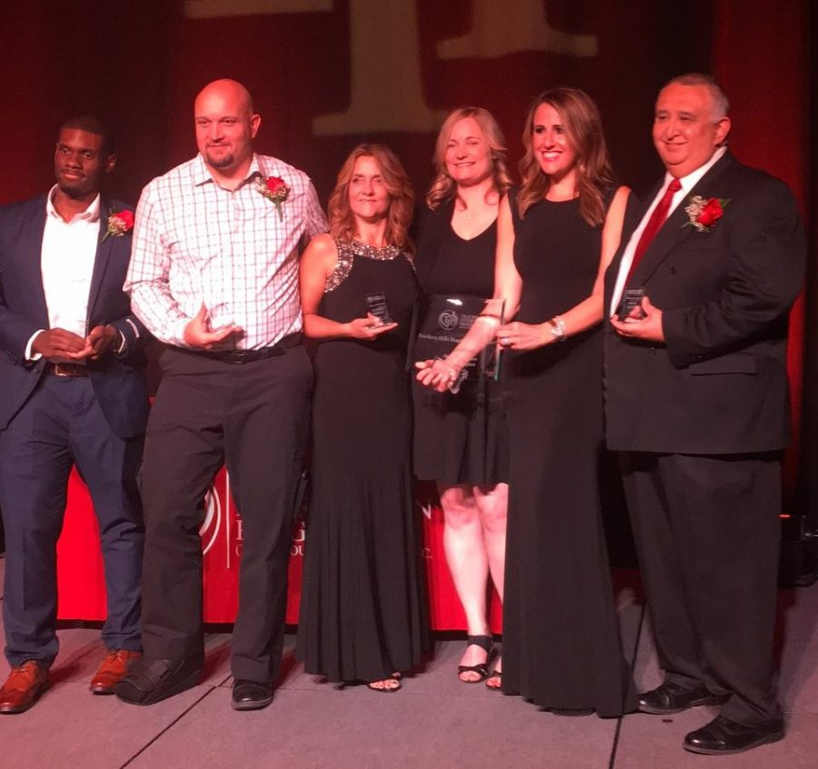 """Bullhead City Fire Department Medic Receives """"Heroes with Heart"""" Award"""
