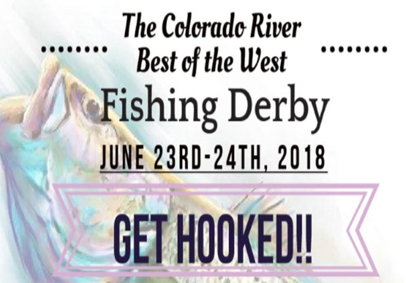 """Time To Reel It Up In The """"Best Of The West"""" Fishing Derby"""