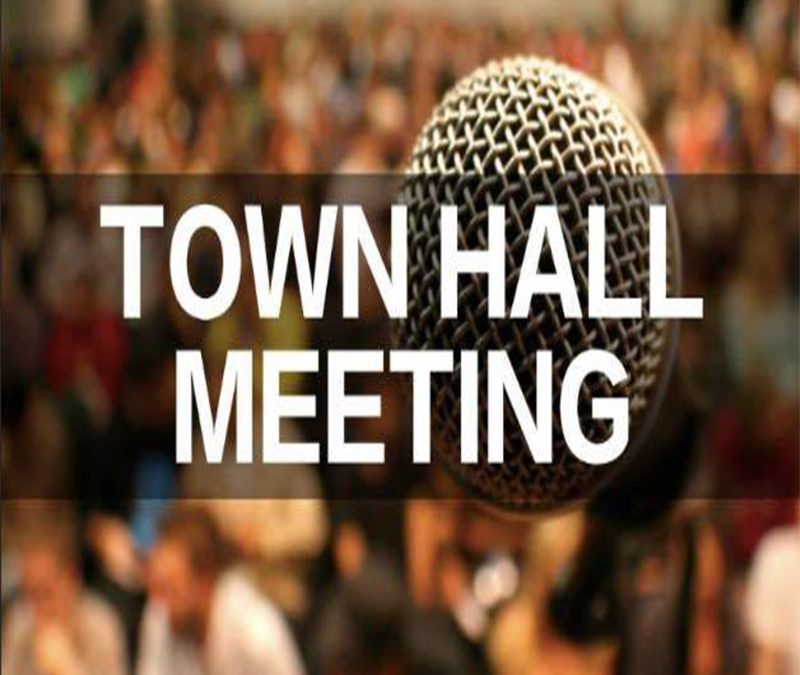 MVIDD Fallowing Town Hall Discussion Today