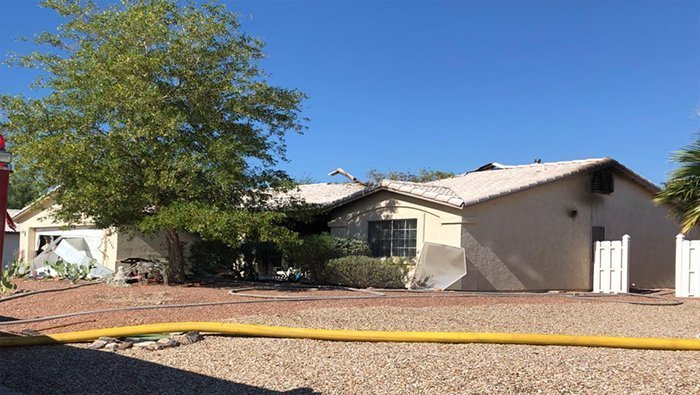 Heather Drive House Fire Ruled Accidental