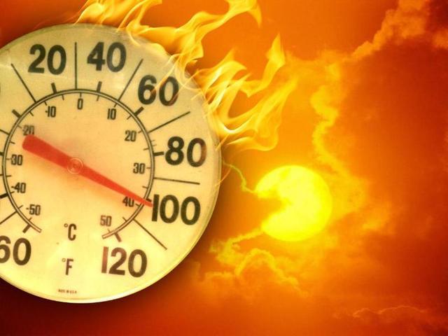 Colorado River Area Under Excessive Heat Warning