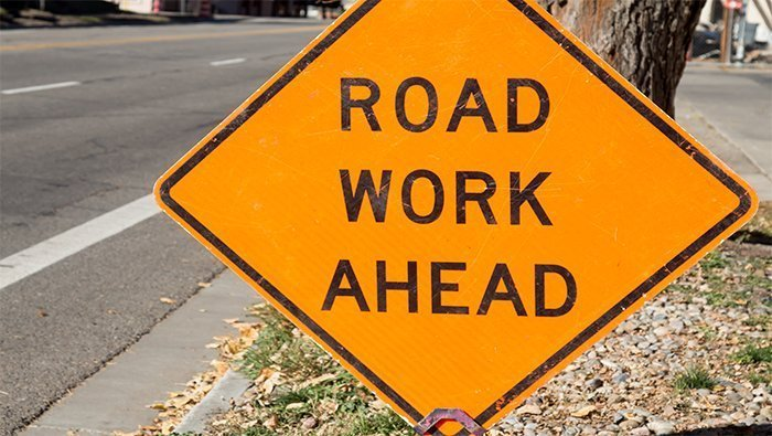 LHC Street Widening Project To Continue Through Fall