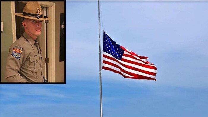 Gov. Ducey Orders Flags Half-Staff In Honor Of DPS Trooper