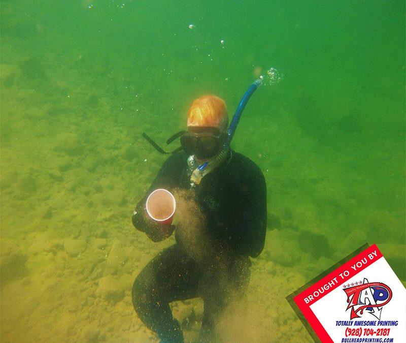 Local Divers To Help Clean River Following Regatta