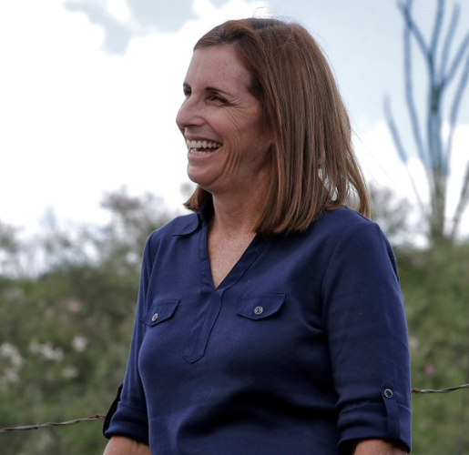 McSally Beats Out Ward, Arpaio For U.S. Senate Seat Race