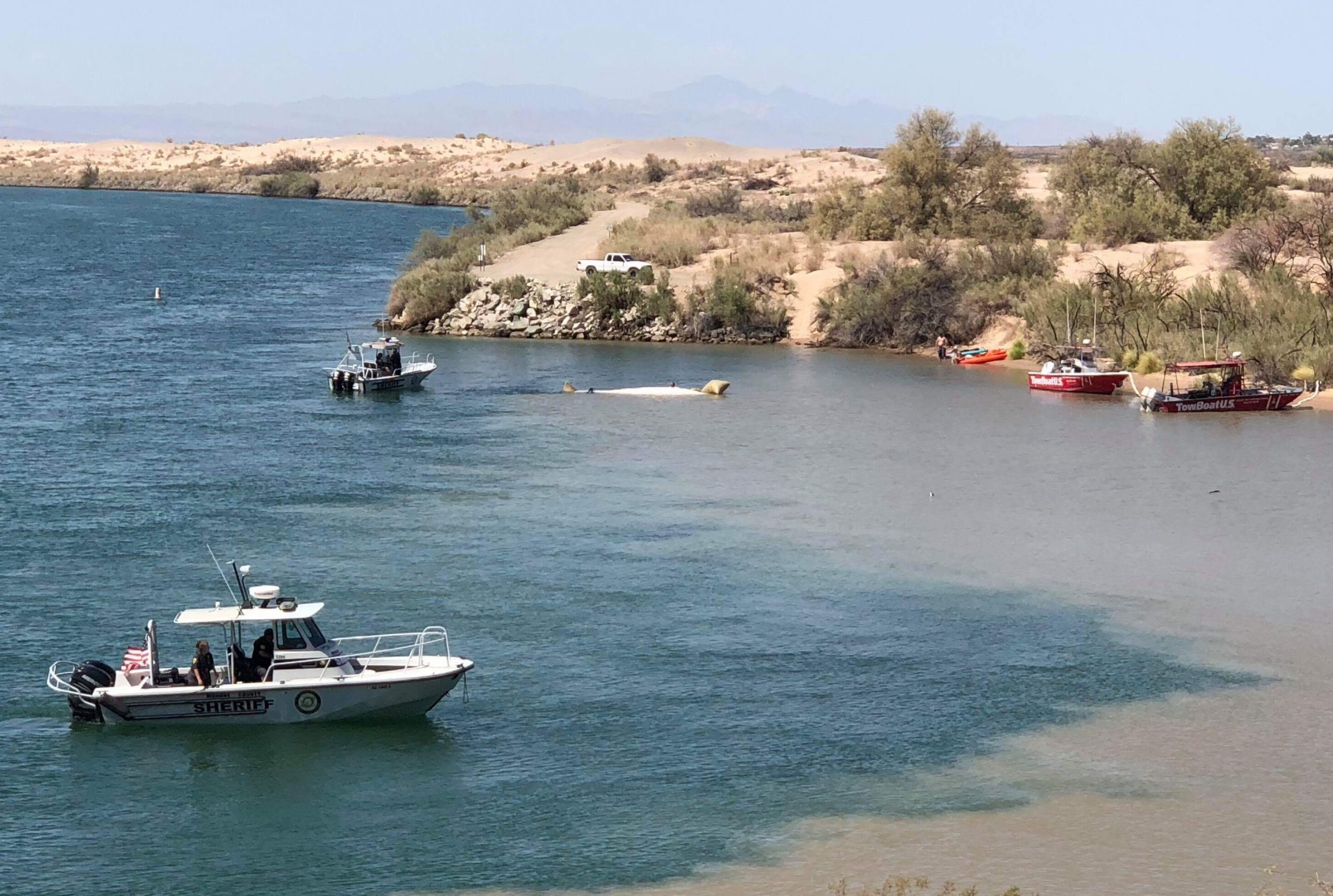 Families Begin To Identify Boating Victims As The Search Continues Monday