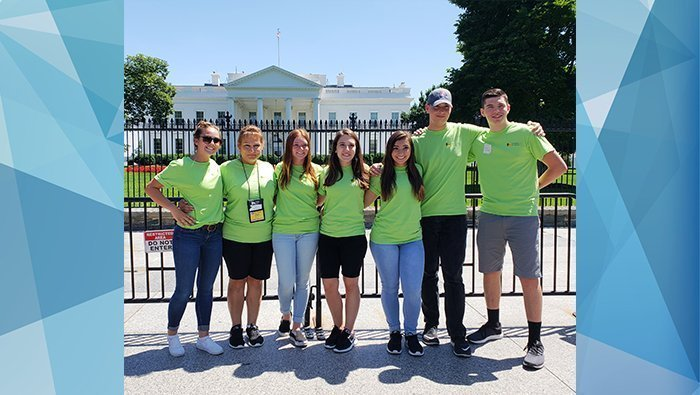 Eligible High School Juniors Have Chance To Win Trip To Washington, D.C.
