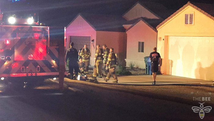 Fire Victim Dies From Injuries