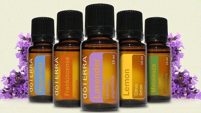 Essential Oils: A Holistic Approach To Health & Wellness