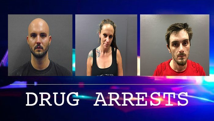 Four Arrested In Connection To Dangerous Drug Sales