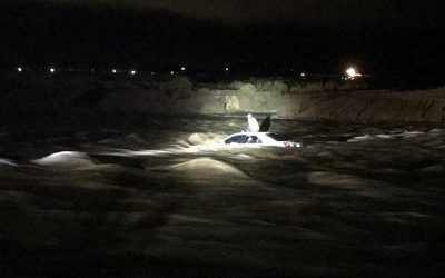 Heavy Rain, Hail Hits Mohave County; Prompts Swift Water Rescues