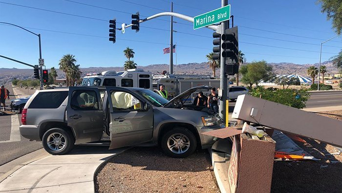Car Crashes Keep Law Enforcement Busy Wednesday