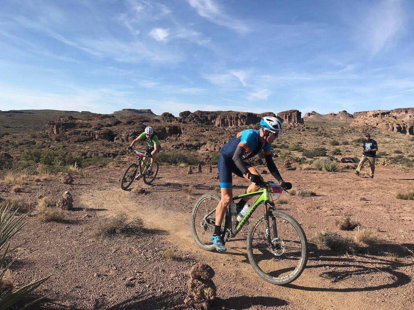 Rattler Race Shows Off Endurance Among Cyclists