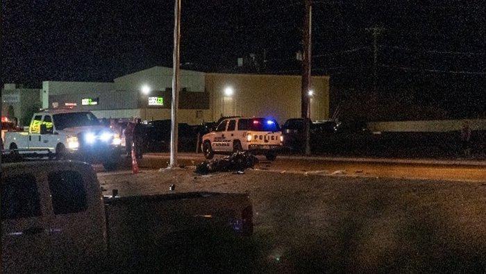 Motorcyclist Injured In Weekend Crash