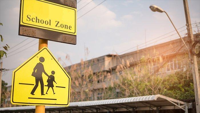 Speed Limit Reduced Near Calvary Christian Academy In Lake Havasu City