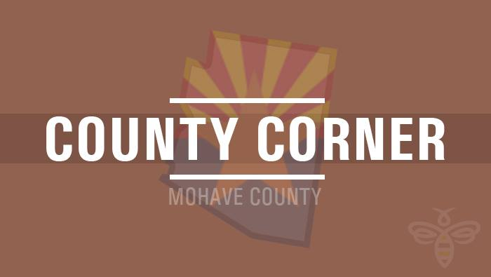 """County Corner"" Mohave County Treasurer's Office"