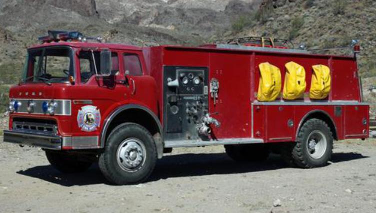 Oatman Fire District Seeking Volunteer Firefighters, First Responders