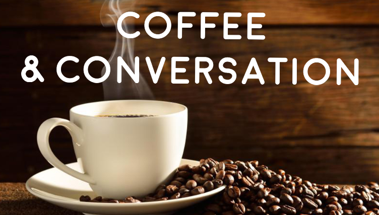 Coffee Talk With City Mayor, Manager