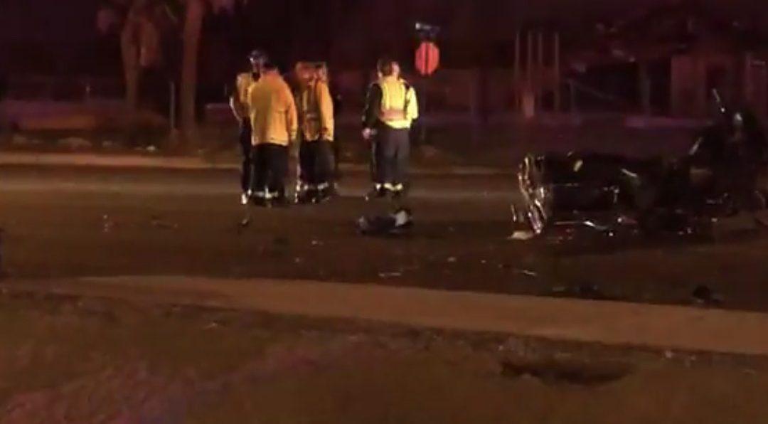 Deadly Crash Kills Bullhead City Man