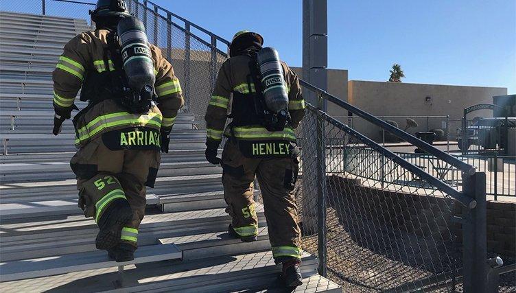 Bullhead Fire was chosen as a Community Development Block Grant Recipient