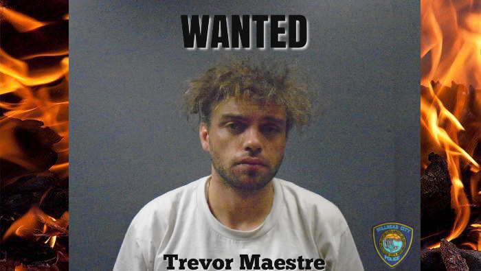 Alleged Arson Suspect Wanted By Police