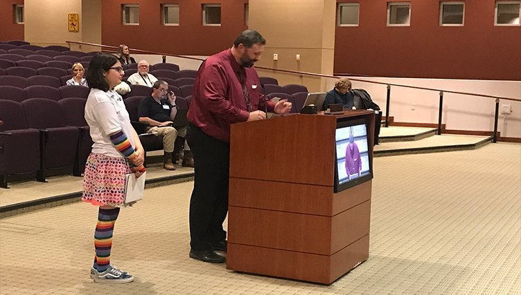 Lee Williams High Teacher Petitions Kingman Council For New Civil Protection Laws For Local LGBTQ Community