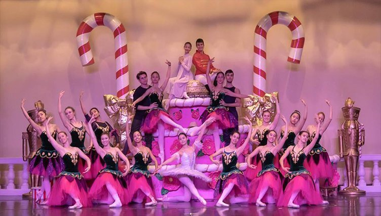 Anaheim Ballet Brings The Nutcracker To Life At Don's Celebrity Theater