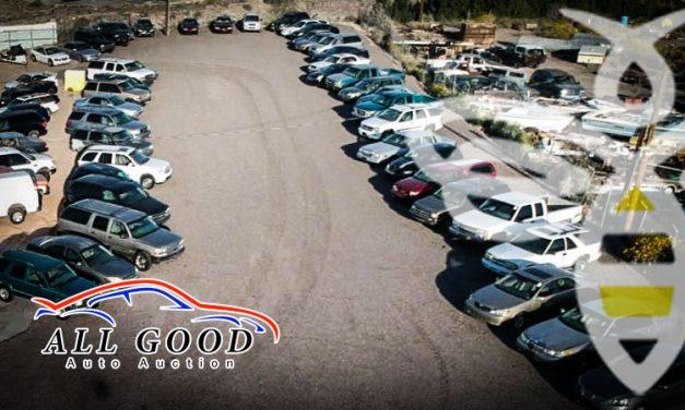 Auto Auction set for Nov 9th