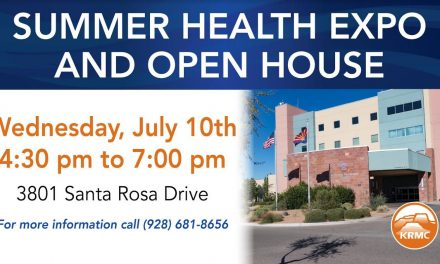 KRMC to host Health Expo & Open House at Hualapai Mountain Campus